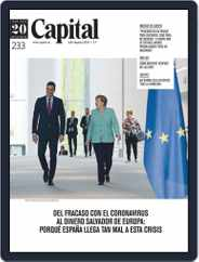 Capital Spain (Digital) Subscription July 1st, 2020 Issue