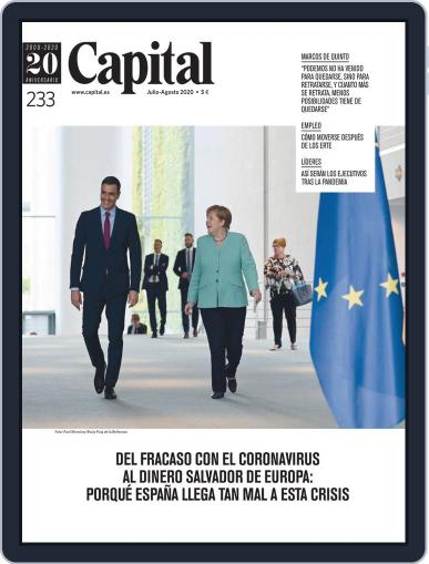 Capital Spain (Digital) July 1st, 2020 Issue Cover