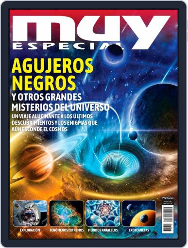 Muy Interesante México (Digital) July 15th, 2020 Issue Cover