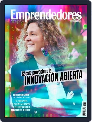 Emprendedores August 1st, 2020 Digital Back Issue Cover