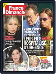 France Dimanche (Digital) Subscription July 24th, 2020 Issue