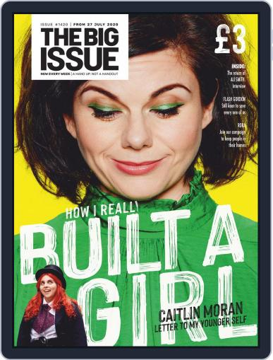 The Big Issue (Digital) July 27th, 2020 Issue Cover
