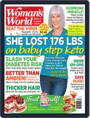 Woman's World (Digital) Subscription August 3rd, 2020 Issue