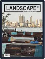 Landscape Architecture Australia (Digital) Subscription August 1st, 2020 Issue