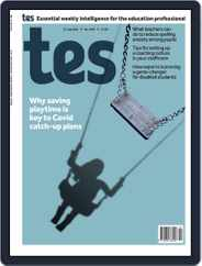 Tes Magazine (Digital) Subscription July 23rd, 2021 Issue