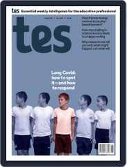 Tes Magazine (Digital) Subscription May 7th, 2021 Issue