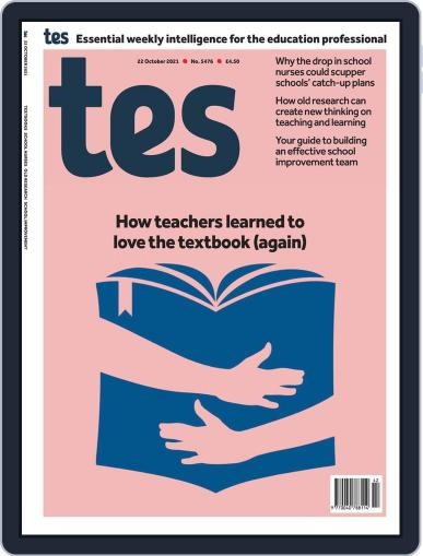 Tes Magazine (Digital) October 22nd, 2021 Issue Cover
