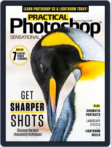 Practical Photoshop (Digital) August 1st, 2020 Issue Cover