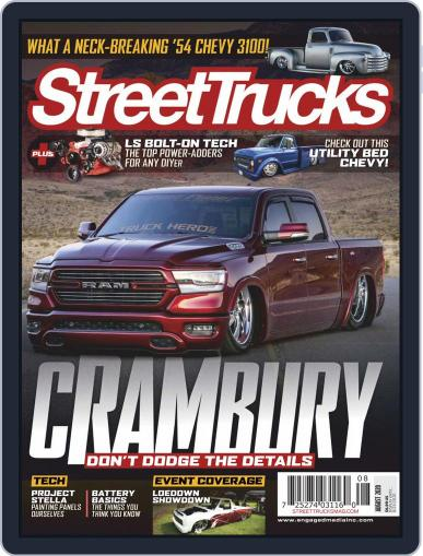Street Trucks (Digital) August 1st, 2020 Issue Cover