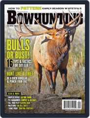 Petersen's Bowhunting (Digital) Subscription September 1st, 2020 Issue