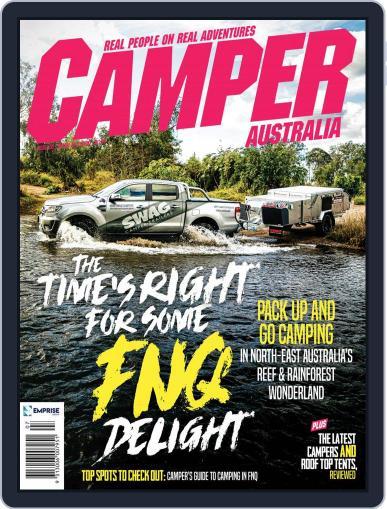 Camper Trailer Australia (Digital) July 1st, 2020 Issue Cover