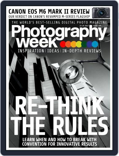 Photography Week (Digital) July 23rd, 2020 Issue Cover