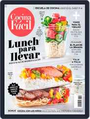 Cocina Fácil (Digital) Subscription August 1st, 2020 Issue