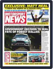 Motorsport News (Digital) Subscription July 29th, 2020 Issue