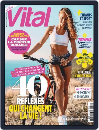 Vital France August 1st, 2020 Digital Back Issue Cover