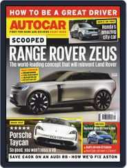 Autocar (Digital) Subscription July 29th, 2020 Issue