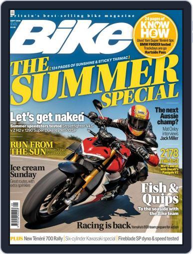 BIKE United Kingdom (Digital) September 1st, 2020 Issue Cover