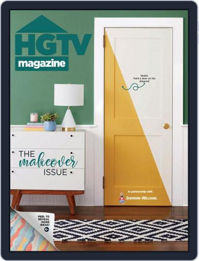 Hgtv (Digital) September 1st, 2020 Issue Cover