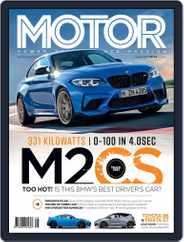Motor Magazine Australia (Digital) Subscription August 1st, 2020 Issue
