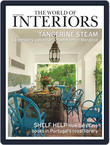 The World of Interiors September 1st, 2020 Digital Back Issue Cover