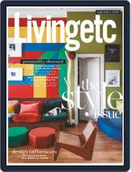 Living Etc (Digital) Subscription September 1st, 2020 Issue