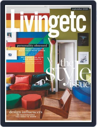 Living Etc (Digital) September 1st, 2020 Issue Cover