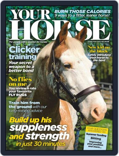 Your Horse (Digital) August 1st, 2020 Issue Cover