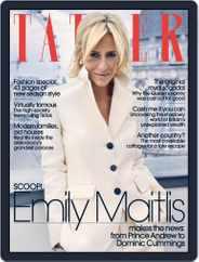 Tatler UK (Digital) Subscription September 1st, 2020 Issue