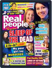 Real People (Digital) Subscription August 6th, 2020 Issue