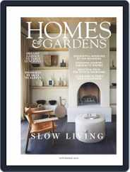 Homes & Gardens (Digital) Subscription September 1st, 2020 Issue