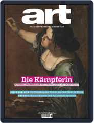art Magazin (Digital) Subscription August 1st, 2020 Issue