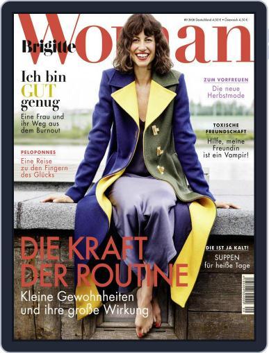 Brigitte Woman September 1st, 2020 Digital Back Issue Cover