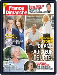 France Dimanche (Digital) Subscription July 31st, 2020 Issue