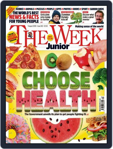 The Week Junior (Digital) August 1st, 2020 Issue Cover