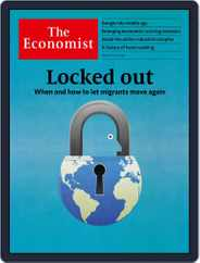 The Economist Middle East and Africa edition (Digital) Subscription August 1st, 2020 Issue