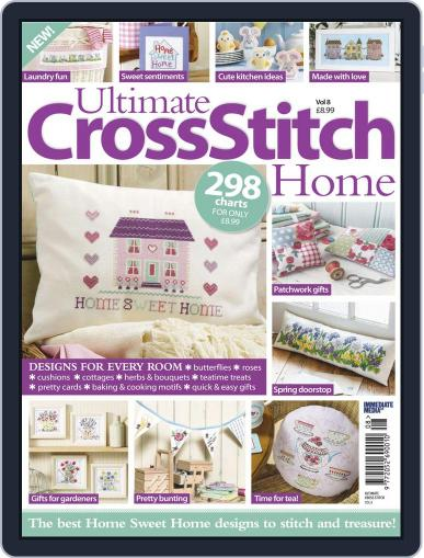 Cross Stitch Crazy (Digital) July 1st, 2020 Issue Cover