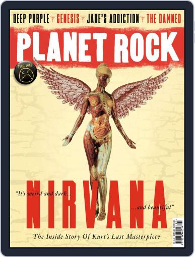Planet Rock (Digital) July 24th, 2020 Issue Cover