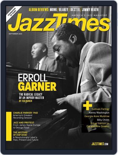 JazzTimes (Digital) September 1st, 2020 Issue Cover