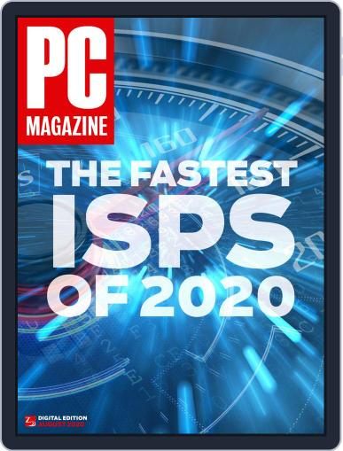 Pc August 1st, 2020 Digital Back Issue Cover