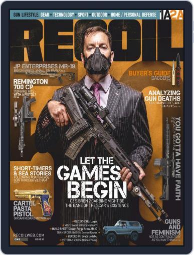 Recoil (Digital) September 1st, 2020 Issue Cover