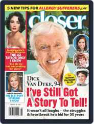 Closer Weekly (Digital) Subscription August 10th, 2020 Issue