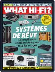 What Hifi France (Digital) Subscription August 1st, 2020 Issue