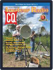 CQ Amateur Radio (Digital) Subscription August 1st, 2020 Issue