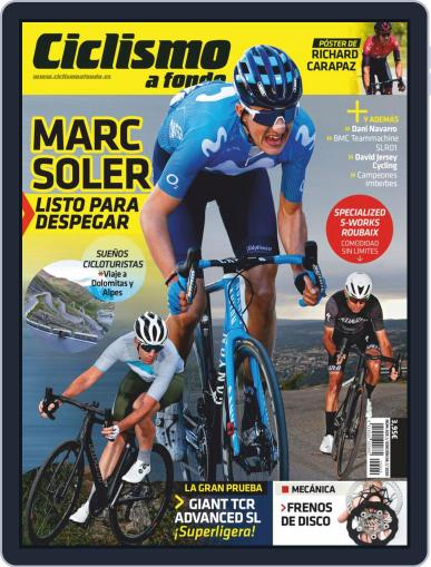 Ciclismo A Fondo (Digital) August 1st, 2020 Issue Cover