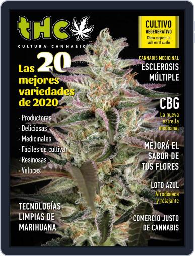 Revista THC (Digital) July 1st, 2020 Issue Cover