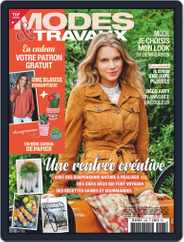 Modes & Travaux (Digital) Subscription September 1st, 2020 Issue