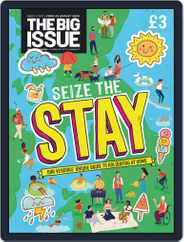 The Big Issue (Digital) Subscription August 3rd, 2020 Issue