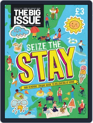 The Big Issue (Digital) August 3rd, 2020 Issue Cover
