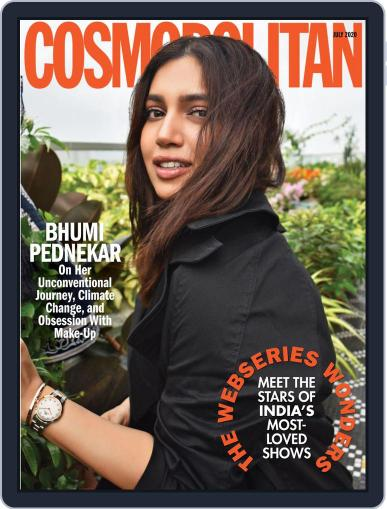 Cosmopolitan India (Digital) July 1st, 2020 Issue Cover