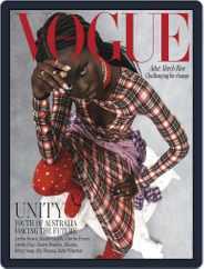 Vogue Australia (Digital) Subscription August 1st, 2020 Issue